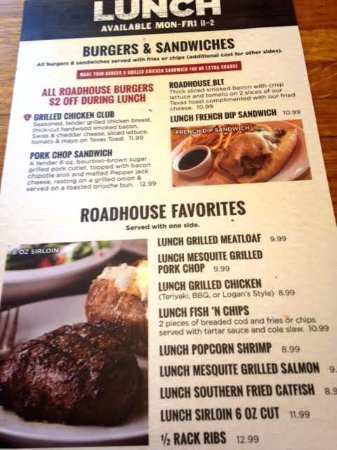 Logans roadhouse natomas