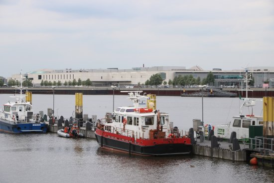 Waterfront Bremen Brand