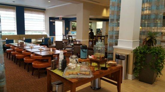 Hilton Garden Inn Plymouth: 20160707_184253_large.jpg