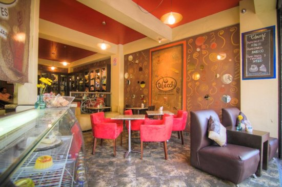 Holiday Inn Hotel & Suites Centro Historico: Café