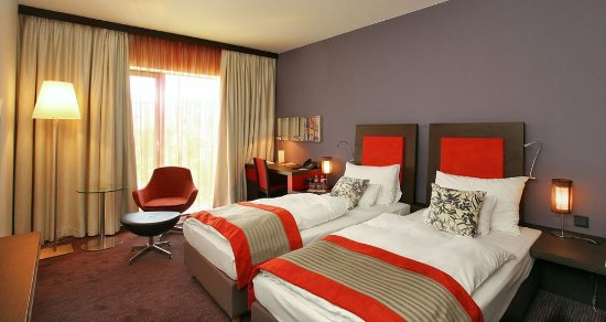 andel's by Vienna House Cracow: Hotel Andels Cracow Room Web