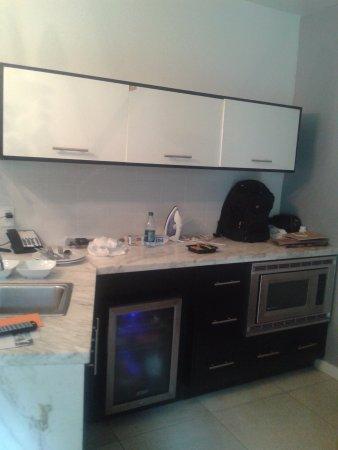 Sanctuary South Beach: cozinha americana
