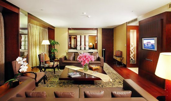 InterContinental Beijing Financial Street: Chairman Suite