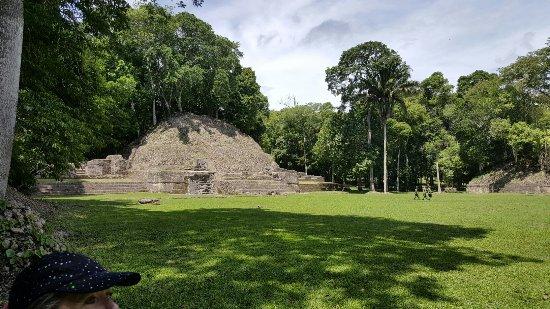 Ruines maya de Caracol : 20160707_104352_large.jpg