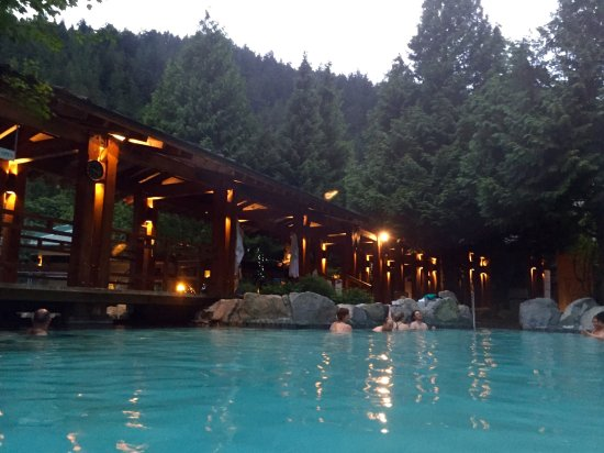 Harrison Hot Springs Resort And Spa Check In Time