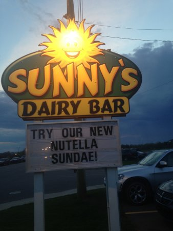 Sunny's Dairy Bar: Best ice cream in the world!