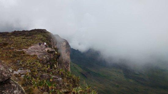 Mount Roraima: MIrante do Hotel Guácharo