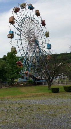 Lakemont Park: The rare Skydiver ride