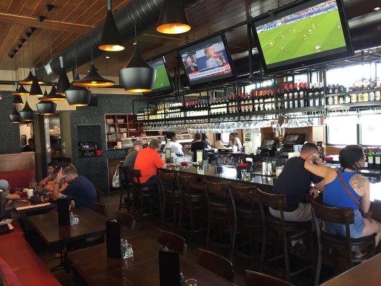 Soho Cafe Bar Inside