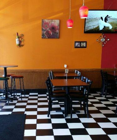 Stanton, Califórnia: Dining room