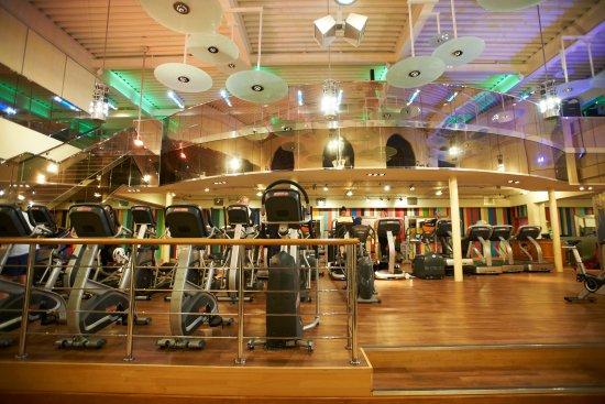 Stoke Poges, UK: Stoke Park Gym