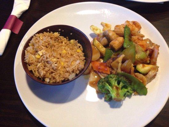 Monticello, MN: Asian Cafe