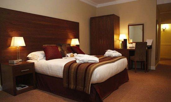 Kimberley Hotel: Executive King Bedroom