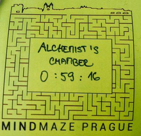 MindMaze Prague: photo0.jpg