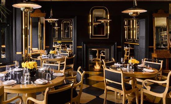Blakes Hotel: Restaurant