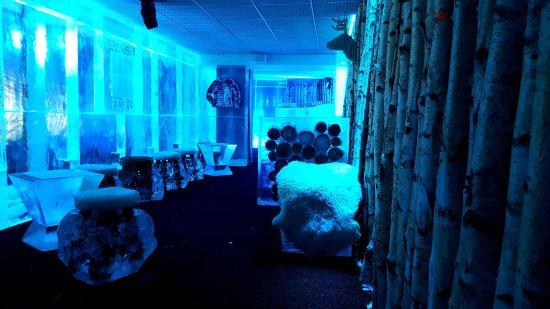 Kube Hotel Ice Bar Paris France