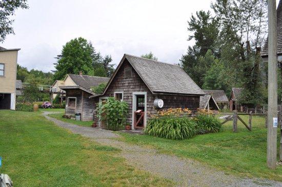 Harrison Mills, Kanada: Garten