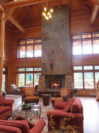Lakedale Resort at Three Lakes: Common area