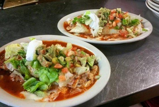 Altoona, PA: Wet Burritos