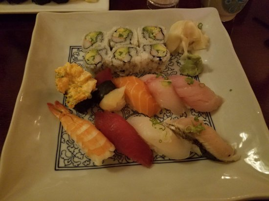 Bernardsville, NJ: Sushi Deluxe