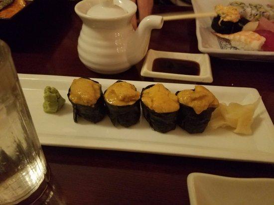 Bernardsville, NJ: Japanese Uni special