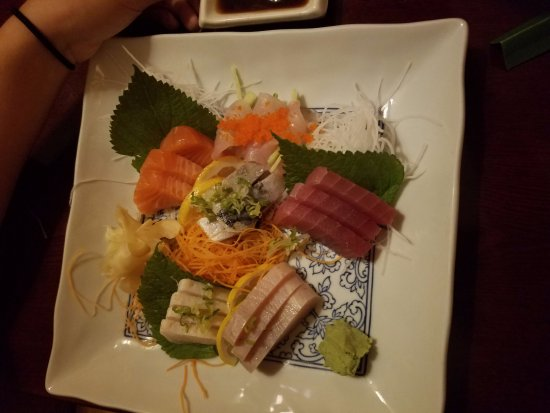 Bernardsville, Nueva Jersey: Sashimi Deluxe