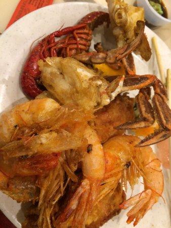 Auburn, WA: Seafood