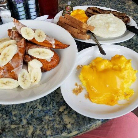 Autentisk Amerikansk Diner Oplevelse Vi Fik En Super God Amerikansk