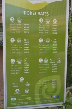 Langkawi Car Price