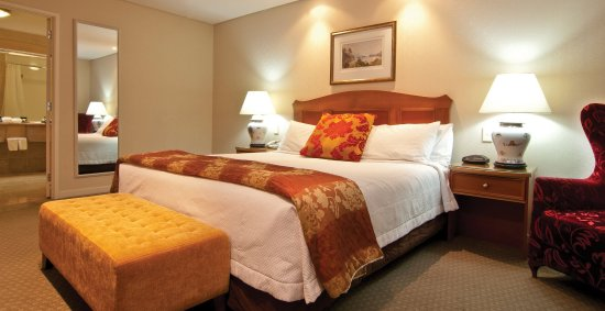 Millennium Hotel Queenstown: Junior & Executive Suite Bedroom