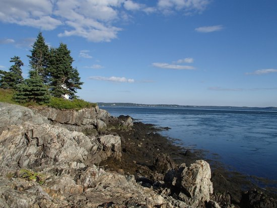 Deer Island Point Park Campground: Deer Island Point