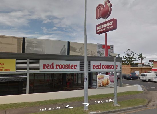 Red Rooster Tugun - Bradley Witham