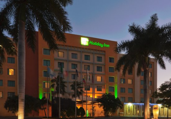Holiday Inn Managua - Convention Center : Hotel Exterior Photo
