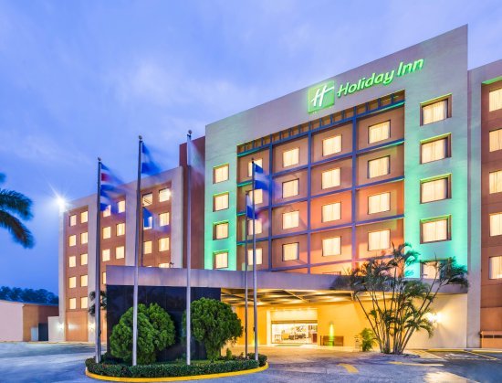 Holiday Inn Managua - Convention Center : Hotel Exterior