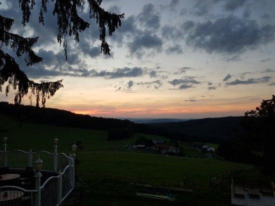 Hofbieber, Tyskland: Berghotel Lothar Mai Haus