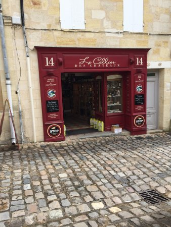Le Cellier de Saint Emilion