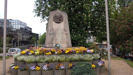 Memorial General Patton