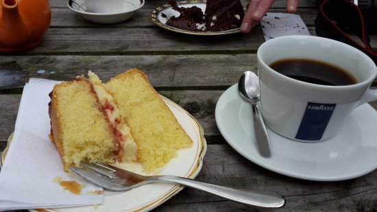 Whaley Bridge, UK: Victoria Sponge