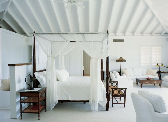 Parrot Cay by COMO: The Residence Master Bedroom