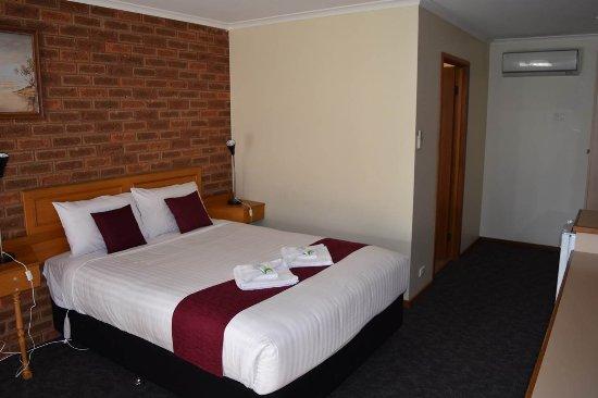 Kerang, Αυστραλία: larger than normal rooms