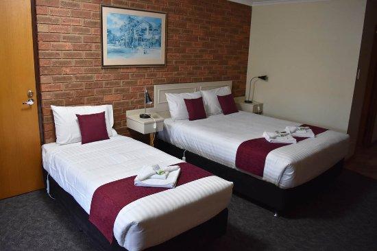 Kerang, Австралия: triple room