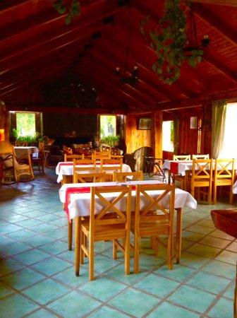 La Paz Patagonia: Resto/Desayunador