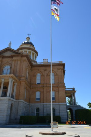 Placer County Historical Museum: Placer County Courthouse and Museum