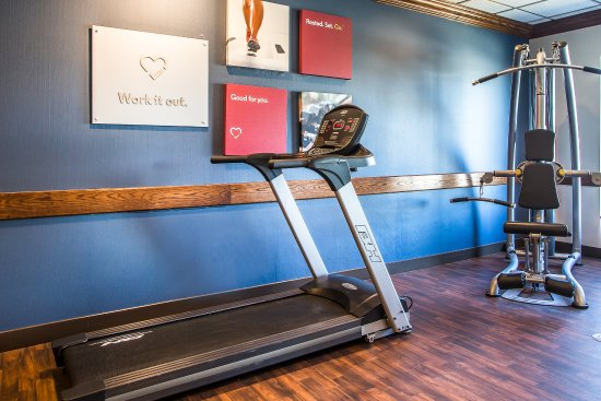 Comfort Suites Oshkosh: Fitness