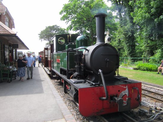 Parracombe, UK: All aboard!