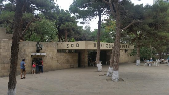 Baku Zoo