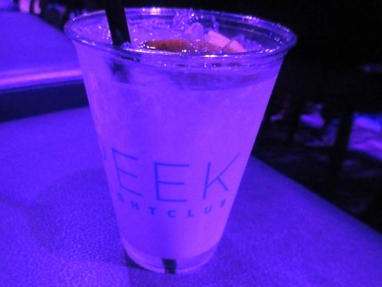 Cocktail, PEEK Nightclub, Harrahs Casino, Stateline, Nevada