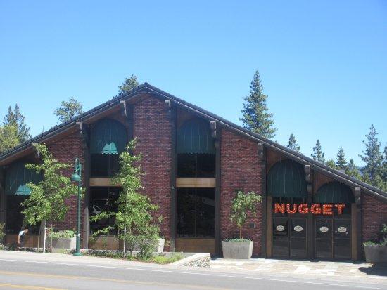 Jim Kelley's Tahoe Nugget