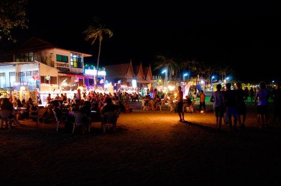 Sunrise Resort: View