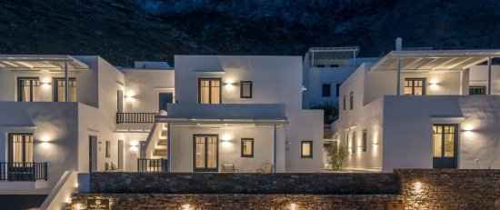 Sifnos House Rooms & Spa